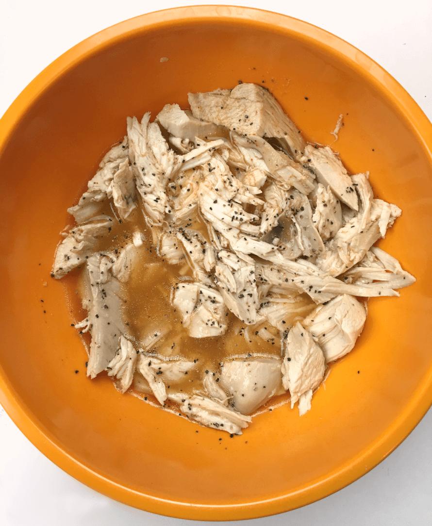sope con pollo