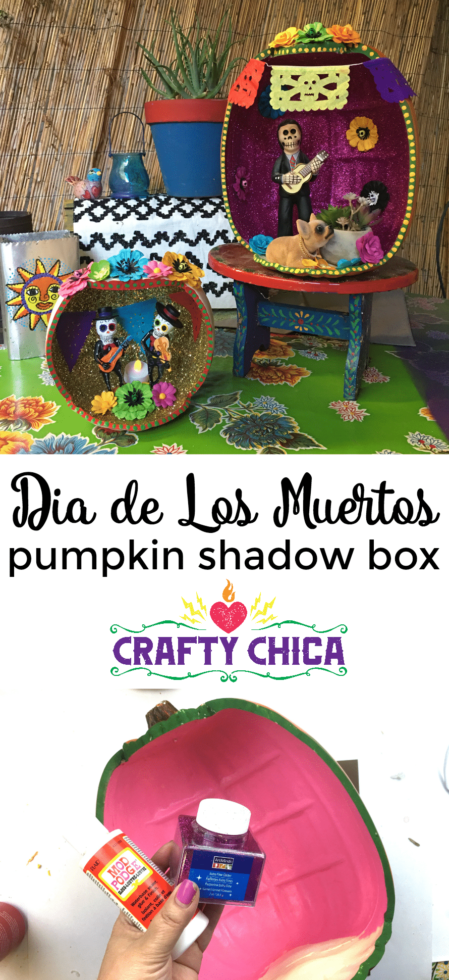 diy-pumpkin-shadow-box