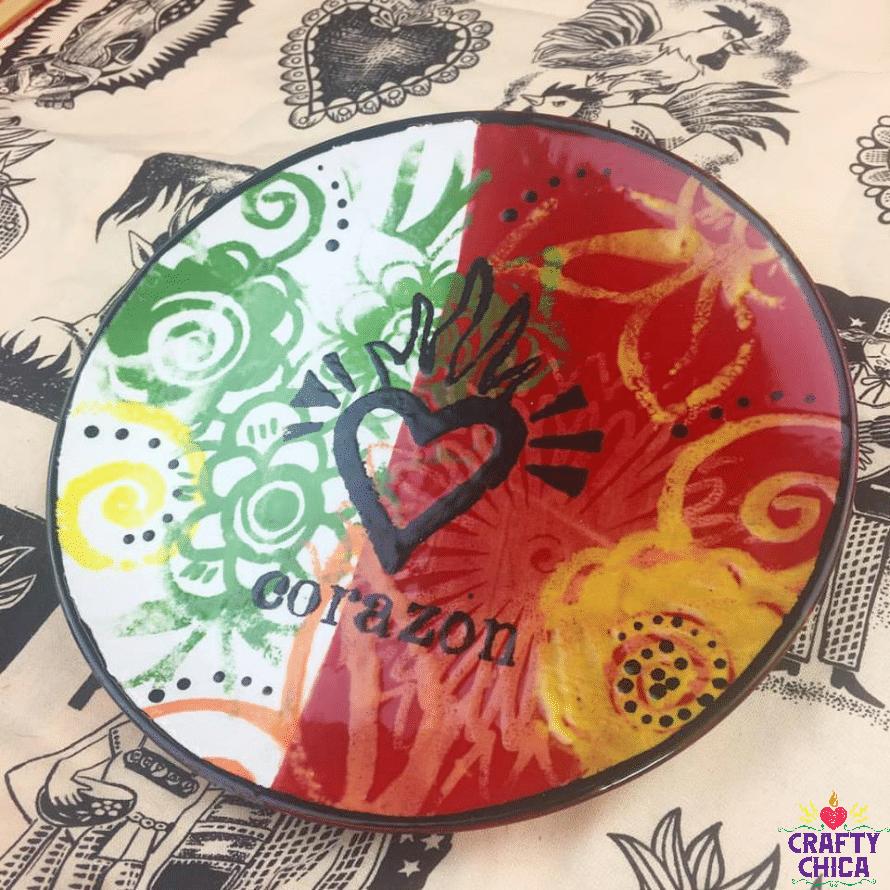 crafty-chica-silkscreen-plate