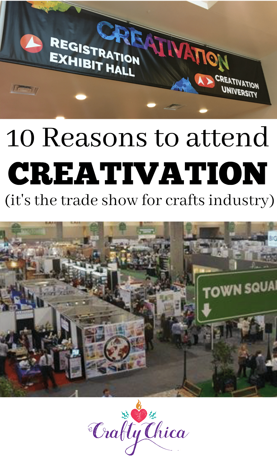 10 Reasons To Attend Creativation The Crafty Chica How Install An Afci Outlet Plus We Make Stuff Explode Home Are You Artist Or Crafter Looking Money With Your Creations Beyond Vending At Shows Need Read This Post About