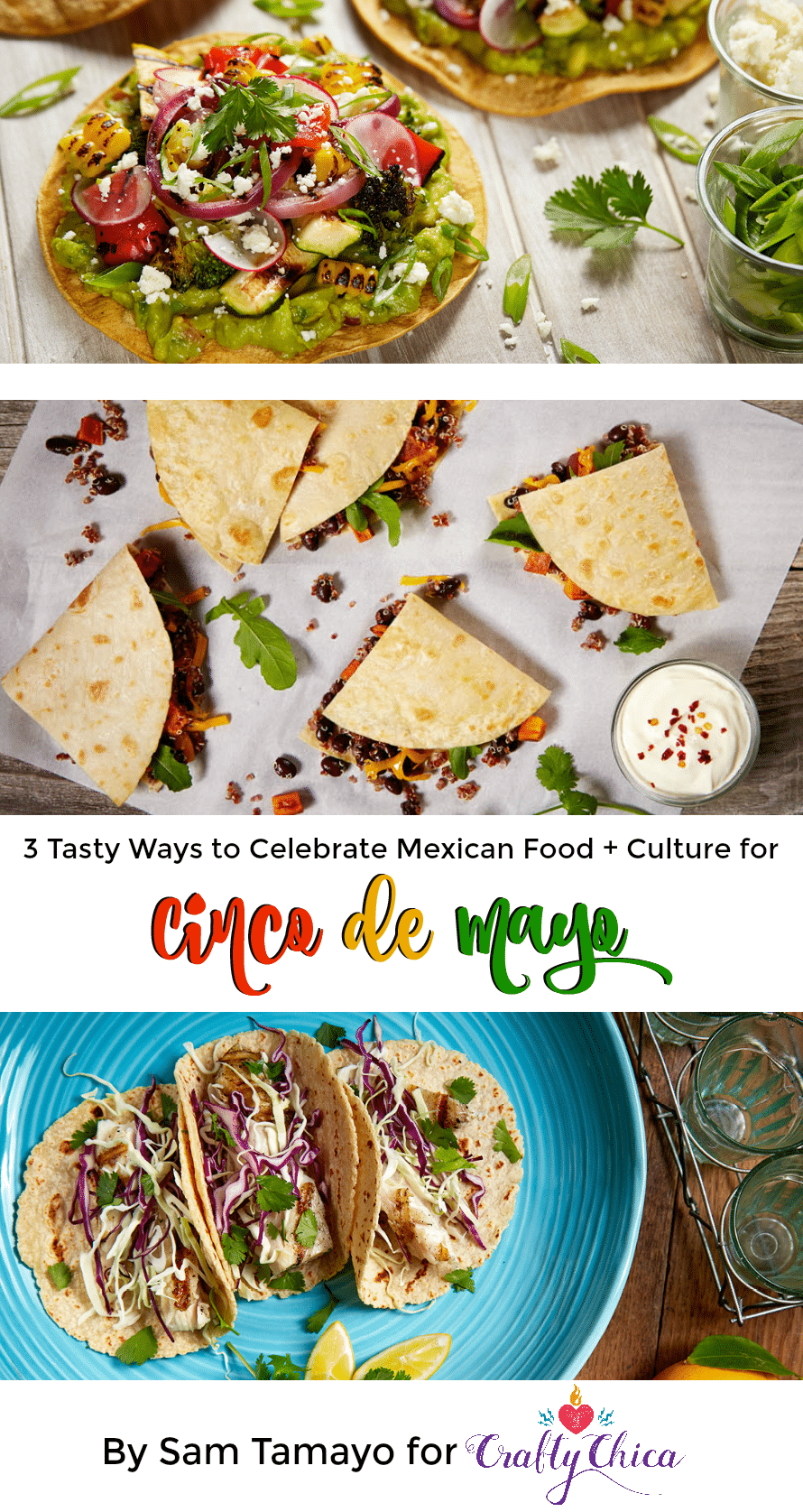 Cinco de Mayo recipes, CraftyChica.com.