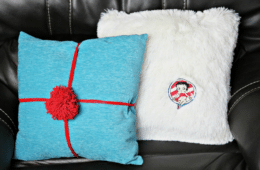 July 4th Pillows by Crafty Chica.