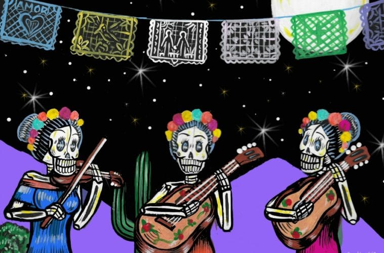 10 Facts About Day of the Dead & How Disney Pixar's Coco