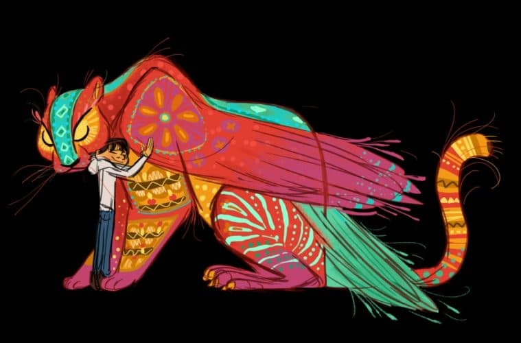 Prepare To Fall In Love With Alebrijes From Coco Pixarcocoevent
