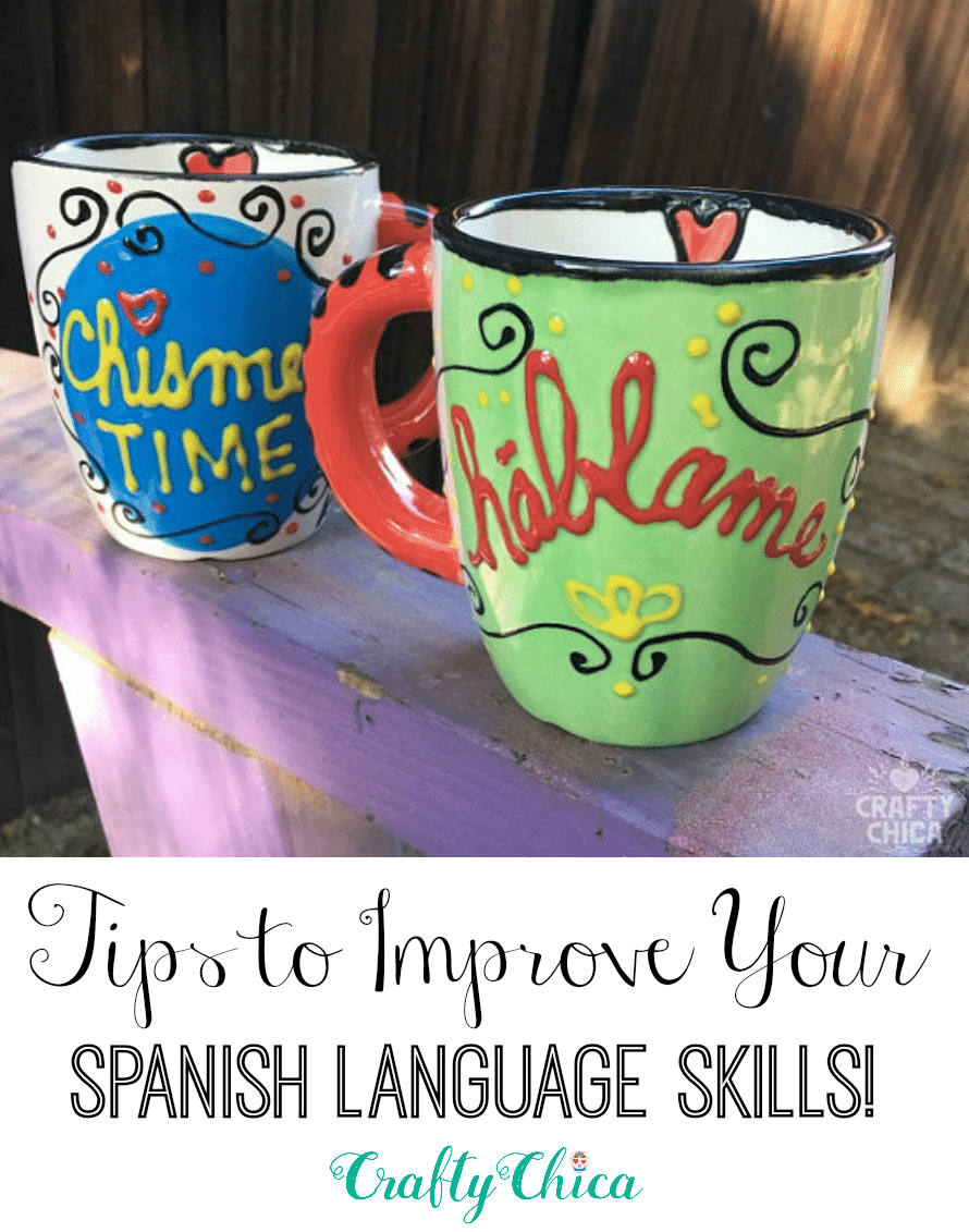 Spanish language tips