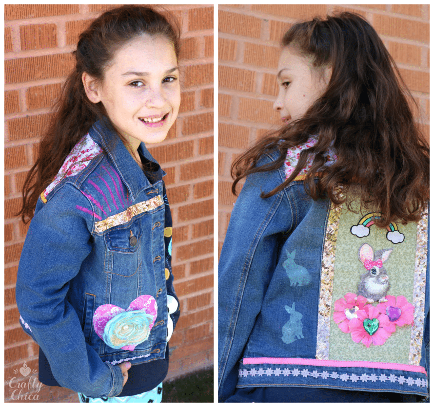 Peter Rabbit Blue Jacket Day - get crafty! By Crafty Chica.